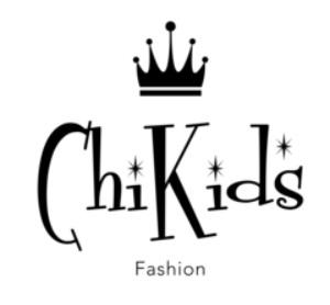 Chikids Logotyp finkläder för barn på nätet.