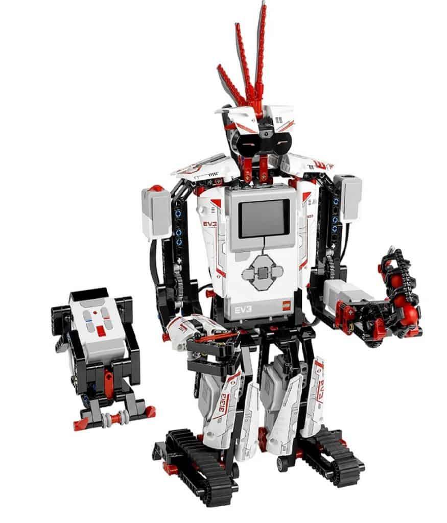 Roboten EV3RSTORM från LEGO EV3