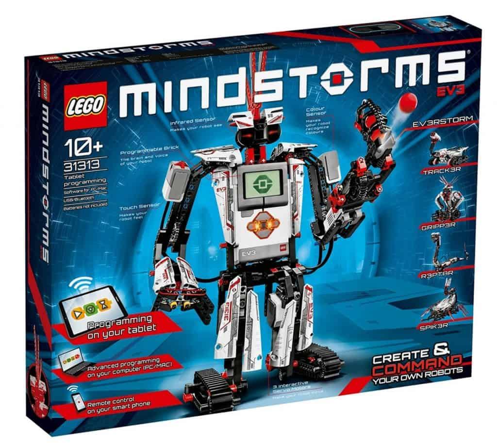Lego Mindstorms EV3 Robot Box