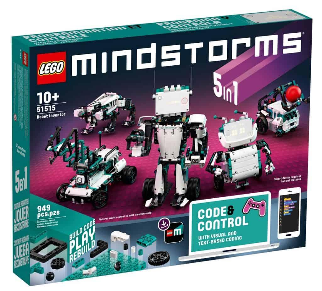 Lego Mindstorms Robot Inventor Kit Förpackning
