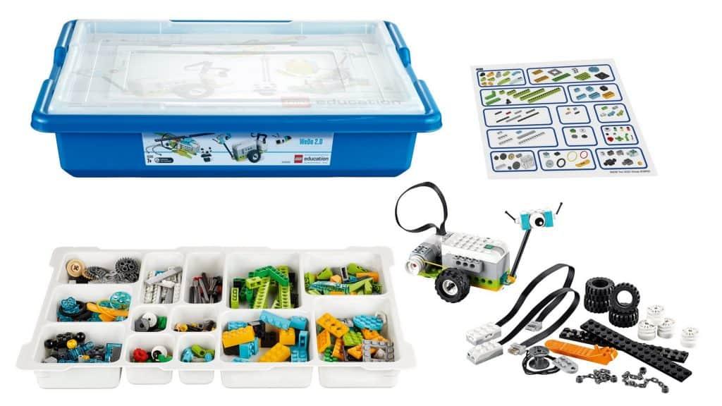 Lego WeDo 2.0 Produktbild på paketet