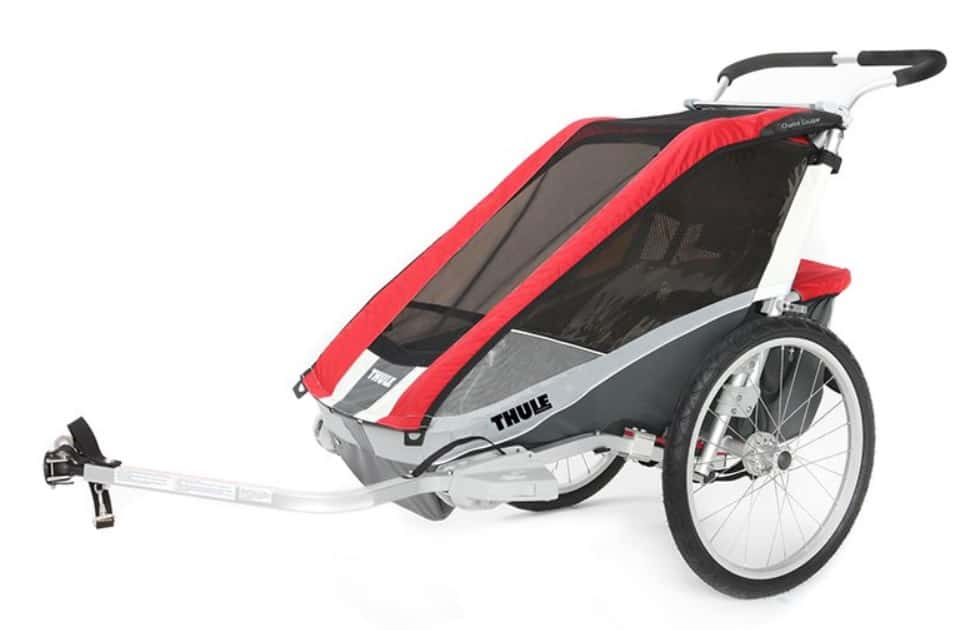 Thule Chariot Cougar Cykelvagn
