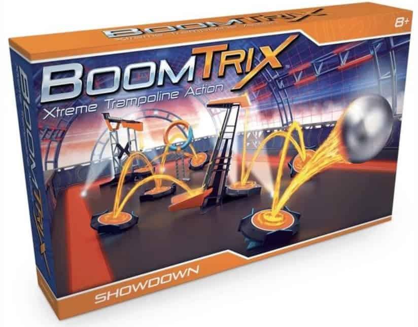 Boomtrix Trampolin Kulbana