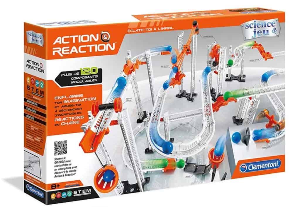 Clementoni Action Reaction Kulbana