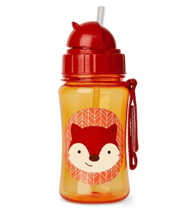 Skip Hop Zoo Flaska för barn 350 ml