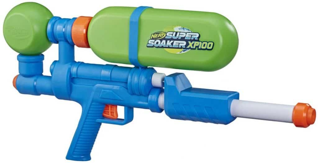 Nerf Super Soaker Blaster XP100