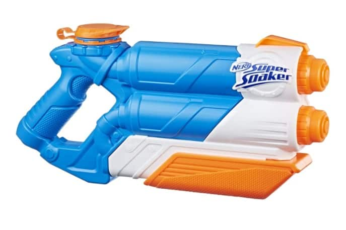 Nerf Super Soaker Twin Tide Vattenpistol